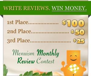 Menuism_contest2
